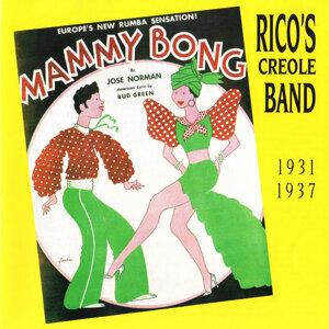Rico's Creole Band, 1931 - 1937