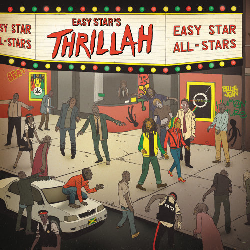 Easy Star's Thrillah