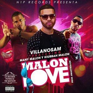 Malon Love (feat. Many Malon & Kiubbah Malon)