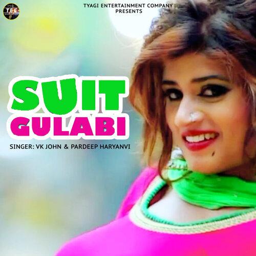 Suit Gulabi - Single