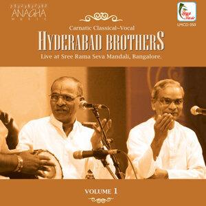 Hyderabad Brothers Live at Sree Rama Seva Mandali - Volume 1