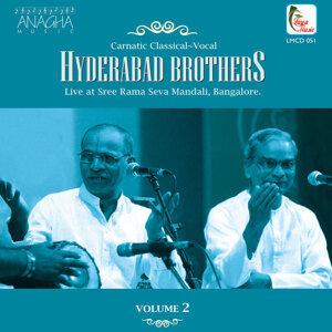 Hyderabad Brothers Live at Sree Rama Seva Mandali - Volume 2
