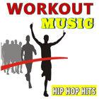 Workout Music Hip Hop Hits, Vol. 4 (Instrumental)