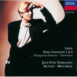 Liszt: Piano Concerto Nos.1 & 2/Fantasia on Hungarian Folk Themes etc.