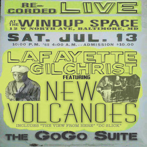 The Gogo Suite: Live at the Windup Space, Vol. 2