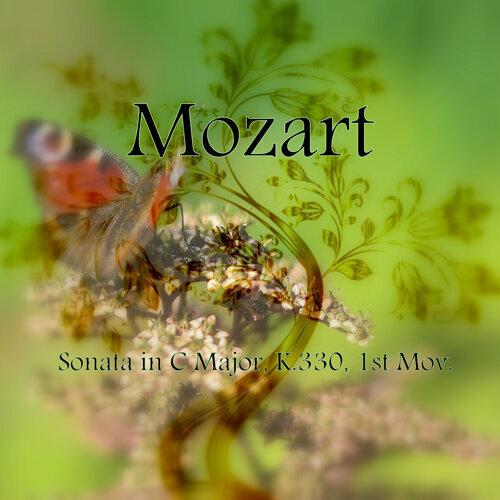 Sonata in C Major, K.330, 1st Mov.