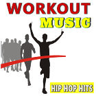 Workout Music Hip Hop Hits, Vol. 6 (Instrumental)