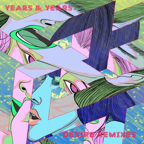 Desire - Remixes