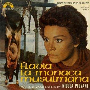 """Flavia la monaca musulmana - Colonna sonora del film """"Flavia la monaca musulmana"""""""
