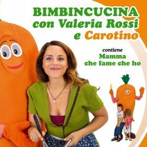 Bimbincucina con Valeria Rossi e Carotino
