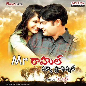 Mr. Rahul Pakka Professional - Original Motion Picture Soundtrack