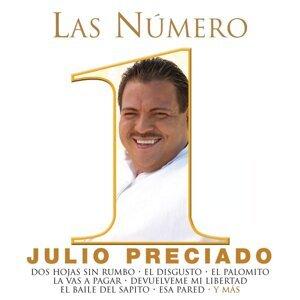 Las Numero 1 De Julio Preciado