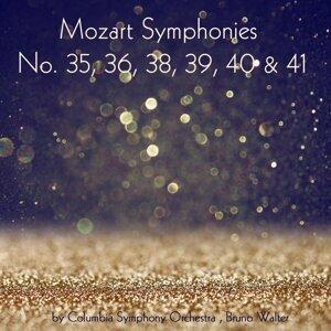 Mozart: Symphonies Nos. 35, 36, 38, 39, 40 & 41