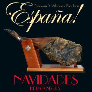 Navidades de Pata Negra. Canciones y Villancicos Populares de España