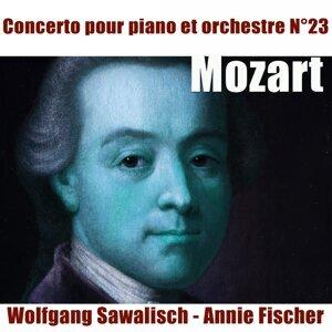 Mozart : Concerto pour Piano No. 23