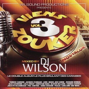 Viens zouker - Vol. 3 mixed by DJ Wilson