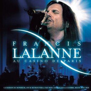 Francis Lalanne au Casino de Paris - Live