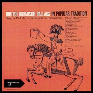 British Broadside Ballads in Popular Tradition - Original Album 1957