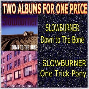 Two Albums for One Price - Slowburner