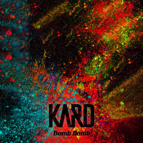 KARD 1st Digital Single 'Bomb Bomb'