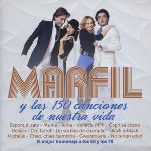 Marfil y las 150 Canciones de Nuestra Vida