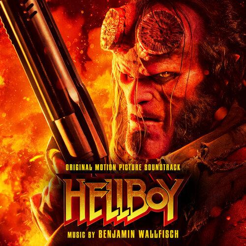 Hellboy (Original Motion Picture Soundtrack) (地獄怪客:血后的崛起電影原聲帶)
