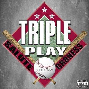 Salute Gr8ness Triple Play