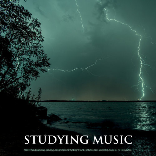 Music For Reading-Study Music & Sounds, Study Alpha Waves