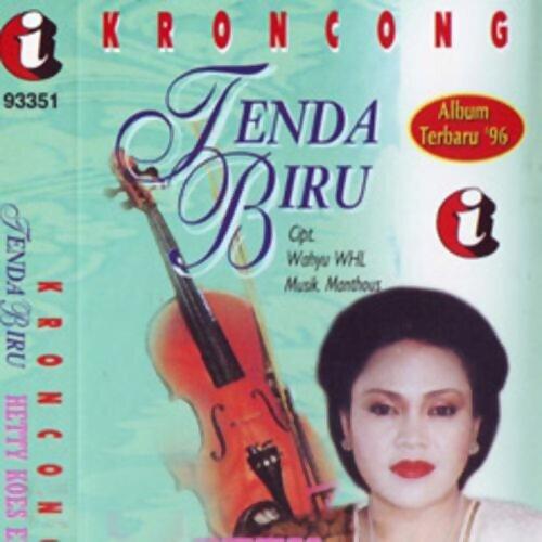 Kroncong Tenda Biru