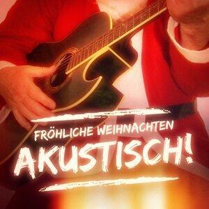 Fröhliche Weihnachten akustisch! (Die Top-40 Weihnachtslieder auf der Gitarre)