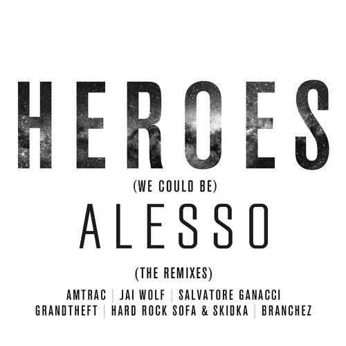 Heroes (we could be) - Hard Rock Sofa & Skidka Remix