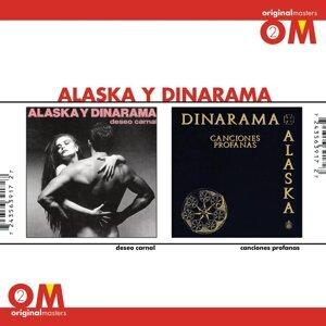 Original Masters: Deseo Carnal / Canciones Profanas