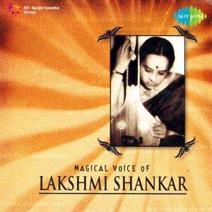 Magical Voice of Lakshmi Shankar