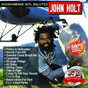 Shashamane Intl Salutes John Holt - 100% Dubplate Selection