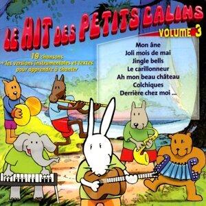 Le hit des petits câlins, vol. 3 - 19 chansons et les versions instrumentales pour apprendre à chanter
