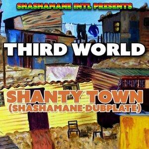 Shanty Town - Shashamane Dubplate