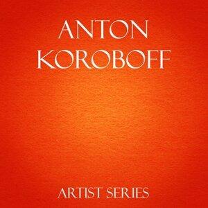 Anton Koroboff Works