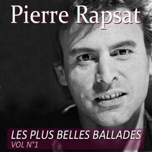 Les plus belles ballades de Pierre Rapsat, vol. 1