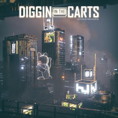 Kode9 Diggin In The Carts Remixes EP