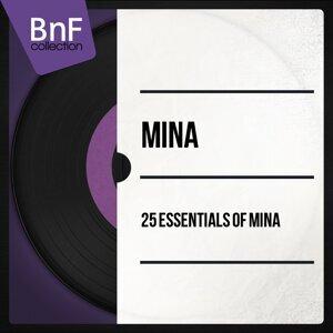 25 Essentials of Mina - Mono Version