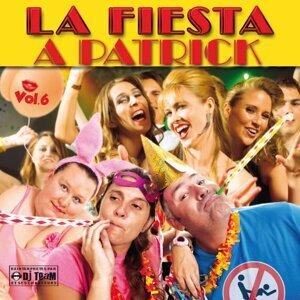 La fiesta à Patrick, vol. 6 - Réinterprétés par DJ Team et ses chanteurs
