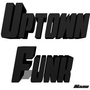 Uptown Funk - Studio Remixed