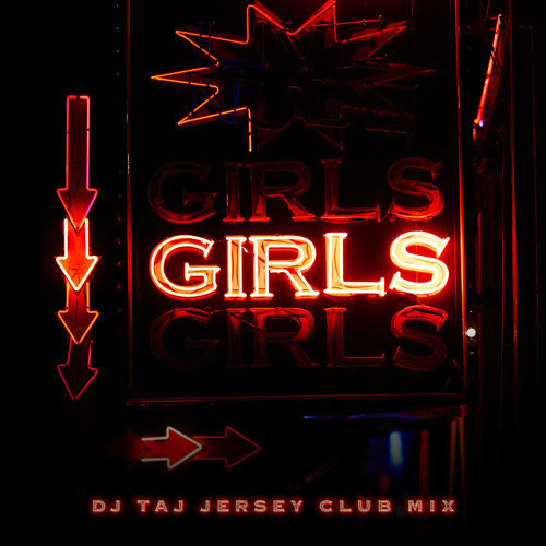 Poledancer (feat. Megan Thee Stallion) - DJ Taj Jersey Club Mix