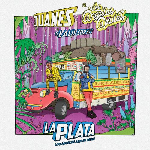 La Plata - Los Ángeles Azules Remix