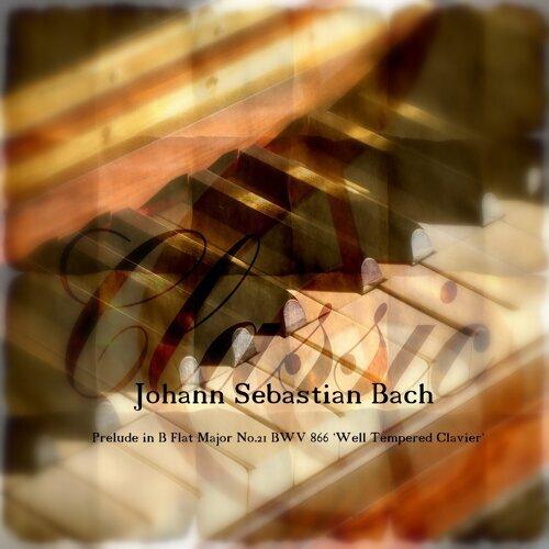 Prelude in B-Flat Major No.21 BWV 866