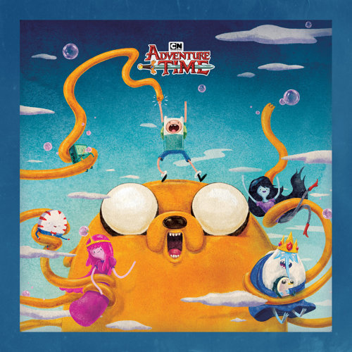 Adventure Time, Vol.3 (Original Soundtrack)