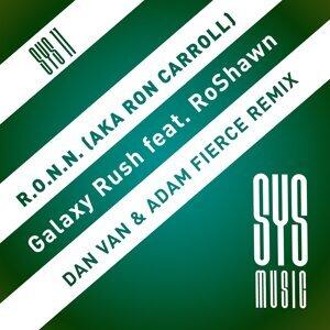 Galaxy Rush - Dan Van & Adam Fierce Remix