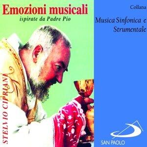 Collana musica sinfonica e strumentale: Emozioni musicali ispirate a Padre Pio