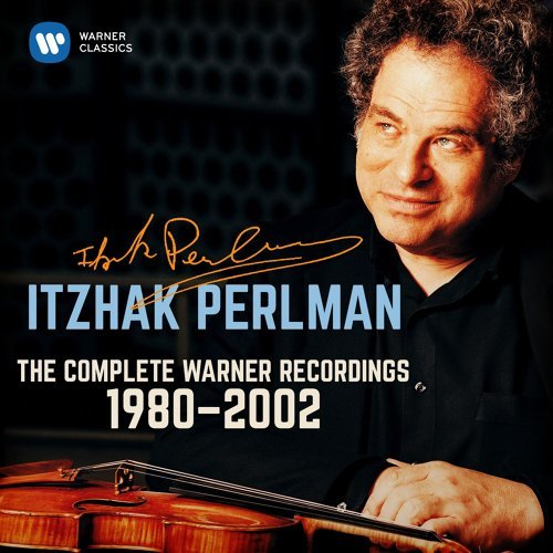 Itzhak Perlman - The Complete Warner Recordings 1980 - 2002 - Boxed SD Set