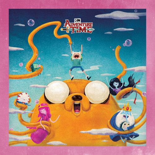 Adventure Time, Vol. 5 (Original Soundtrack)